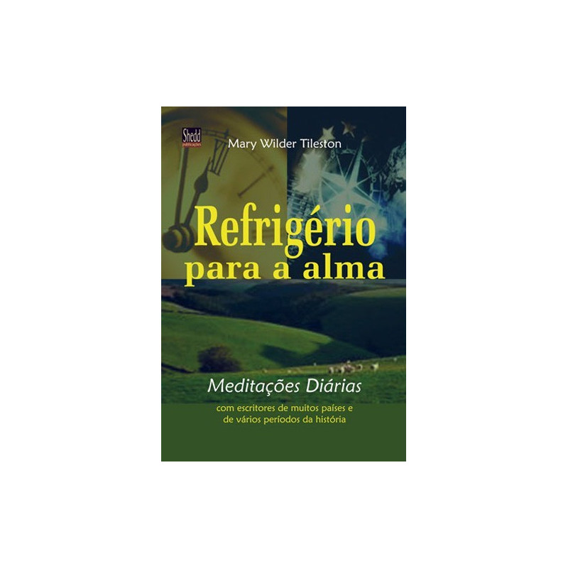 REFRIGERIO PARA A ALMA