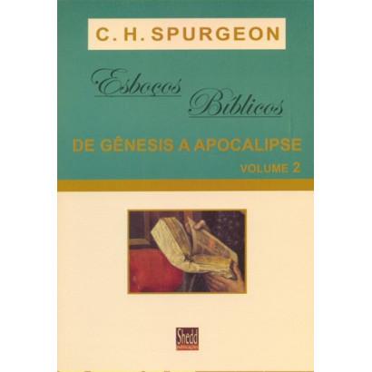 ESBOCOS BIBLICOS SPURGEON VOLUME 2