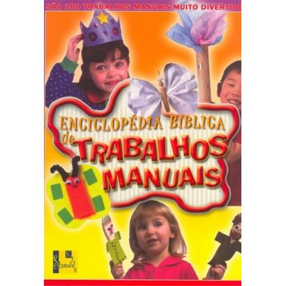 ENCICLOP. BIBLICA TRABALHOS MANUAIS V.1