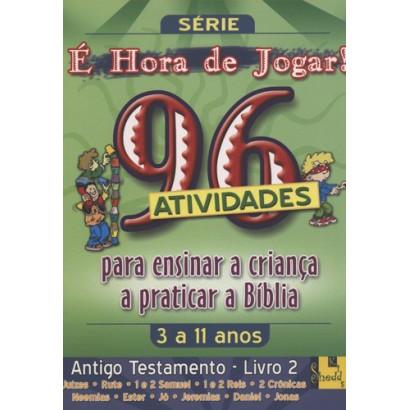 HORA DE JOGAR