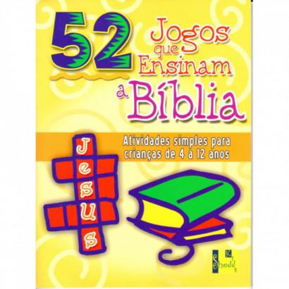 JOGOS QUE ENSINAM A BIBLIA