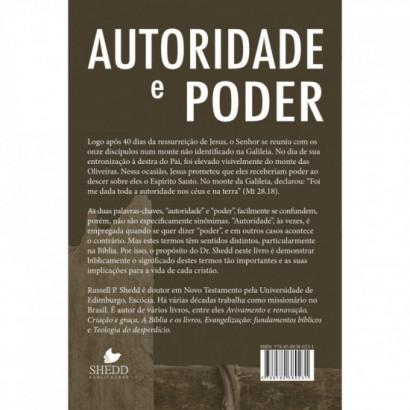 AUTORIDADE E PODER