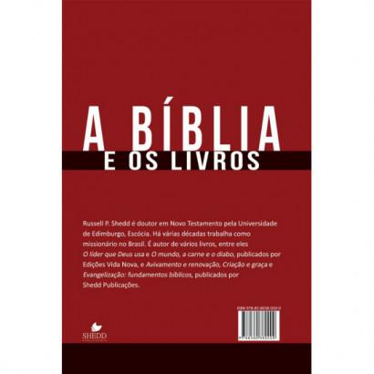 BIBLIA E OS LIVROS