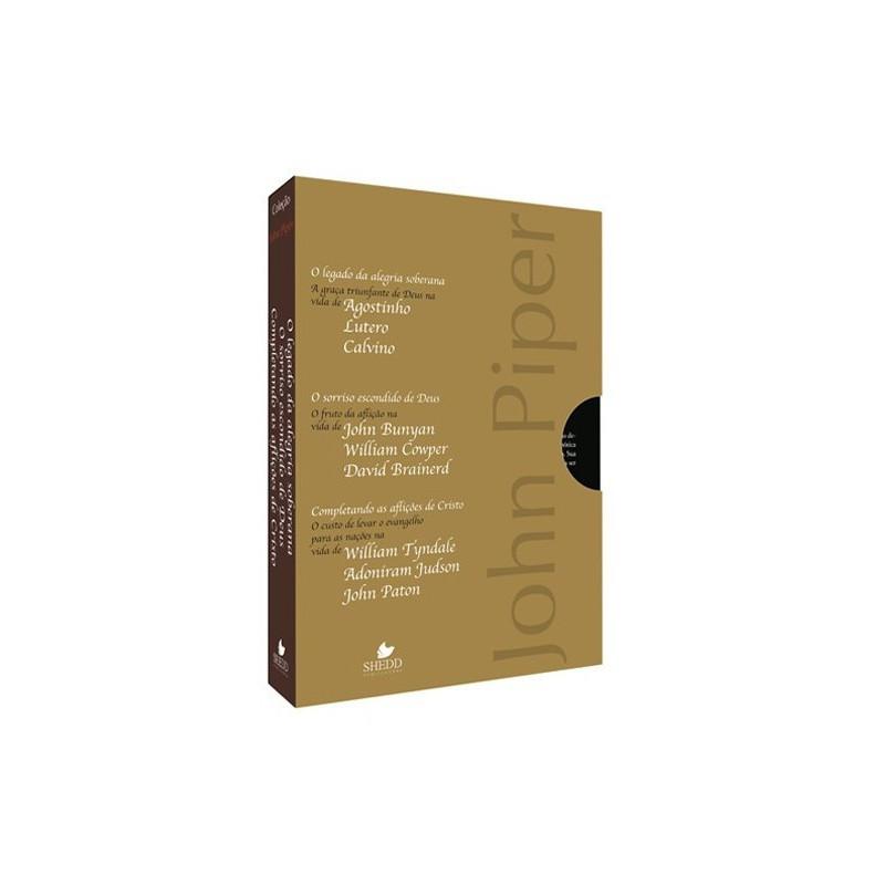 BOX COLEÇÃO JOHN PIPER