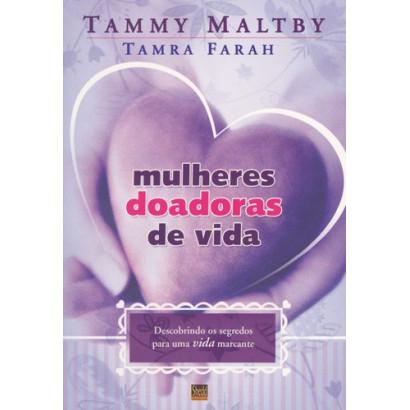 MULHERES DOADORAS DE VIDA