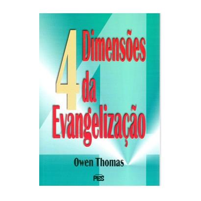 Quatro dimensões da evangelização