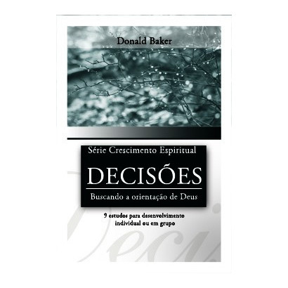 SCE - V. 13: DECISÕES