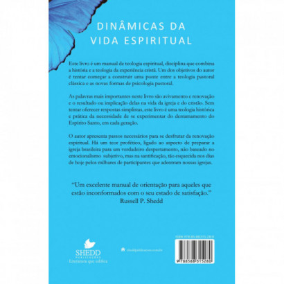DINANICA DA VIDA ESPIRITUAL