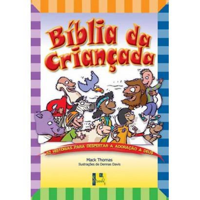 BIBLIA DA CRIANCADA