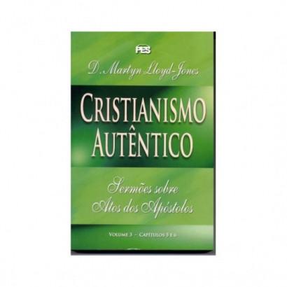 Atos - Cristianismo autêntico - Vol. 3 (bro)