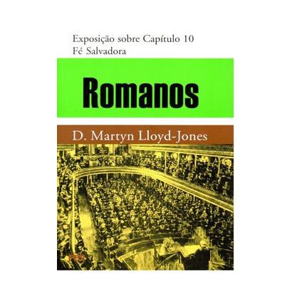 Romanos - Vol. 10 Fé salvadora (bro)