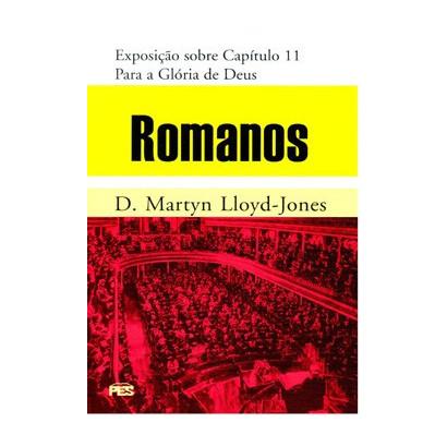 Romanos - Vol. 11 Para a glória de Deus (bro)