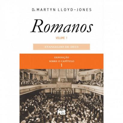 Romanos vol. 1 - Evangelho de Deus (nova edição)
